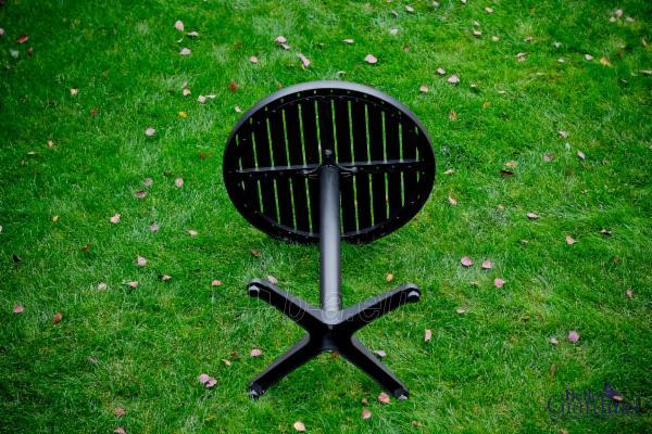Lauko baldų komplektas POCO juodas 003 Paveikslėlis 8 iš 8 250402300069