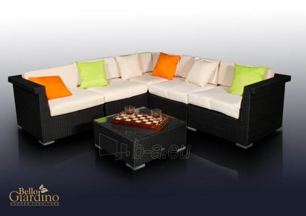 Lauko baldų komplektas SPLENDIDO Paveikslėlis 4 iš 10 250402300015