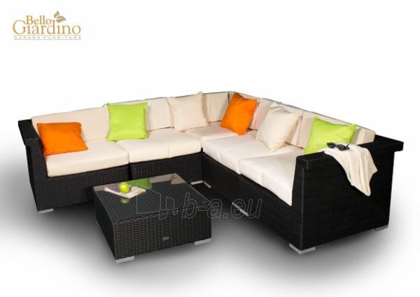 Lauko baldų komplektas SPLENDIDO Paveikslėlis 3 iš 10 250402300015