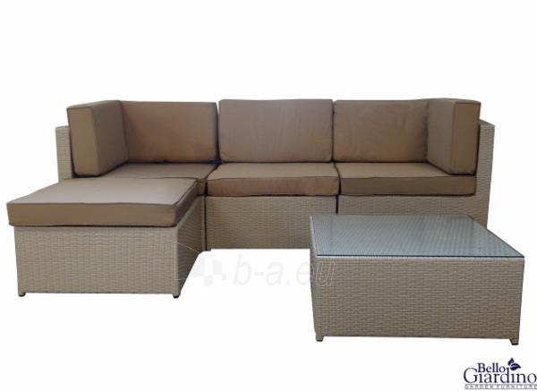 Lauko baldų komplektas TINTO Paveikslėlis 32 iš 58 250402300040