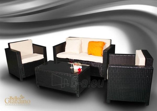 Lauko baldų komplektas VENTURA Paveikslėlis 1 iš 9 250402300012