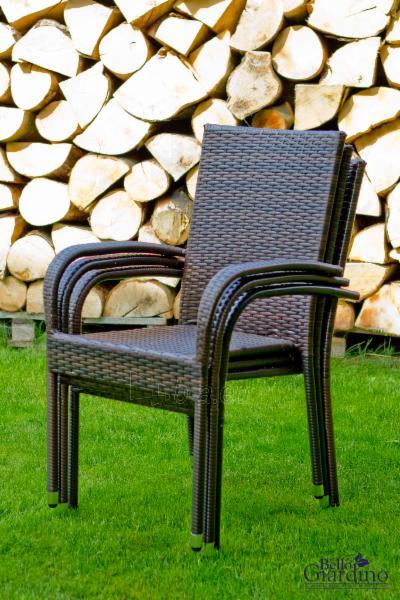 Lauko kėdė MS008 Sottile Paveikslėlis 4 iš 7 250402200087