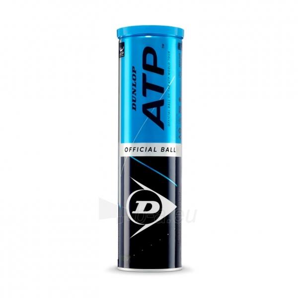 Lauko teniso kamuoliukai DUNLOP ATP OFFICIAL Paveikslėlis 1 iš 1 310820217607