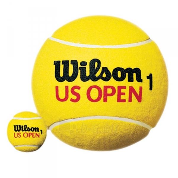 Lauko teniso kamuoliukas Wilson US OPEN Jumbo Ball X2096U Paveikslėlis 1 iš 1 310820037159