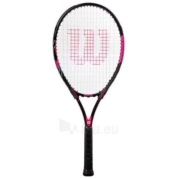 Lauko teniso raketė WILSON HOPE RKT2 WRT3243002 juoda/rožinė Paveikslėlis 2 iš 9 310820104068