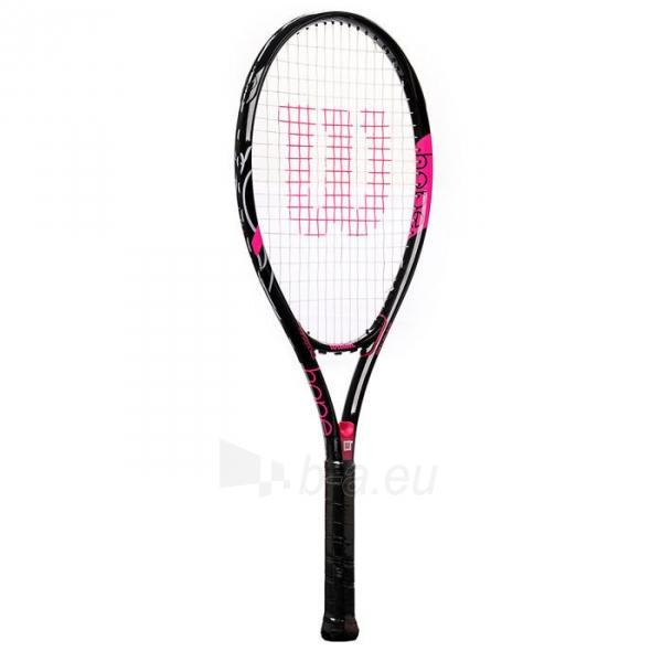 Lauko teniso raketė WILSON HOPE RKT2 WRT3243002 juoda/rožinė Paveikslėlis 6 iš 9 310820104068