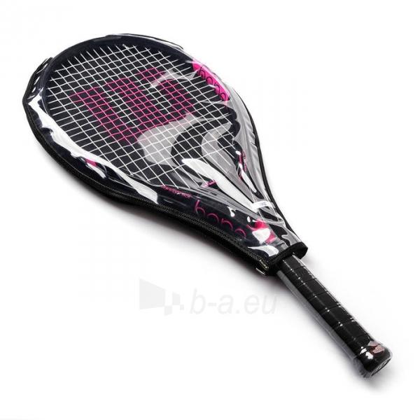 Lauko teniso raketė WILSON HOPE RKT2 WRT3243002 juoda/rožinė Paveikslėlis 7 iš 9 310820104068