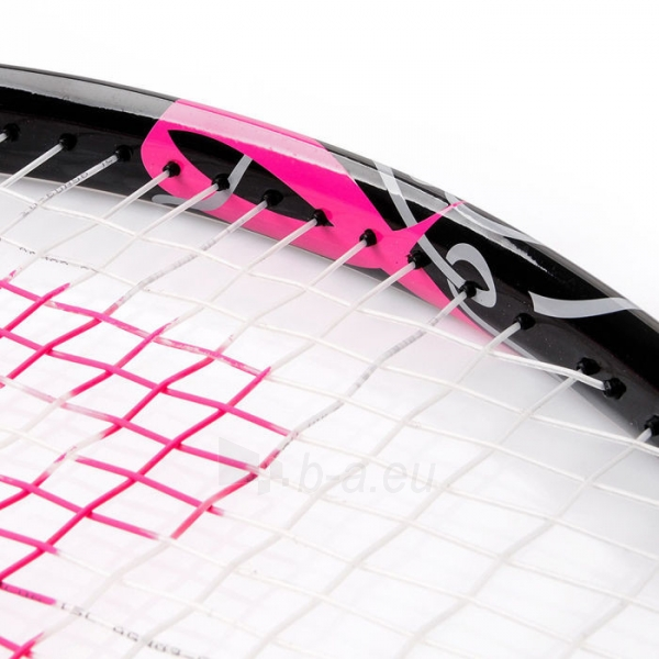 Lauko teniso raketė WILSON HOPE RKT2 WRT3243002 juoda/rožinė Paveikslėlis 8 iš 9 310820104068