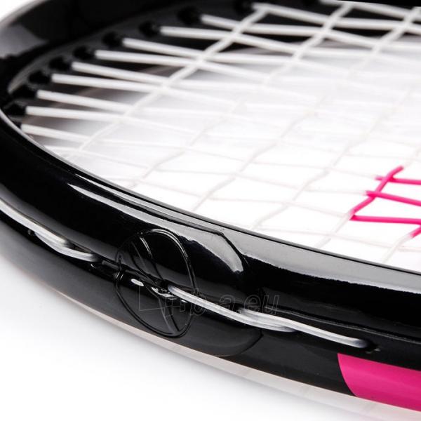 Lauko teniso raketė WILSON HOPE RKT2 WRT3243002 juoda/rožinė Paveikslėlis 9 iš 9 310820104068