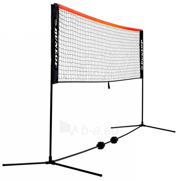 Lauko teniso tinklas DUNLOP 6 m Paveikslėlis 1 iš 1 310820221548