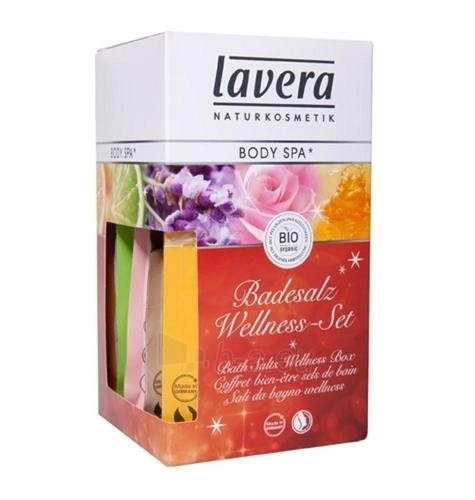 Lavera Bath Salts Cosmetic 480g Paveikslėlis 1 iš 1 250897000072