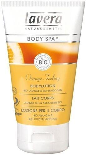 Lavera Body milk Orange-Sea Buckthorn Cosmetic 150ml Paveikslėlis 1 iš 1 250850200617