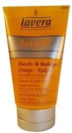 Lavera Shower Gel Orange Cacao Cosmetic 150ml Paveikslėlis 1 iš 1 2508950000490
