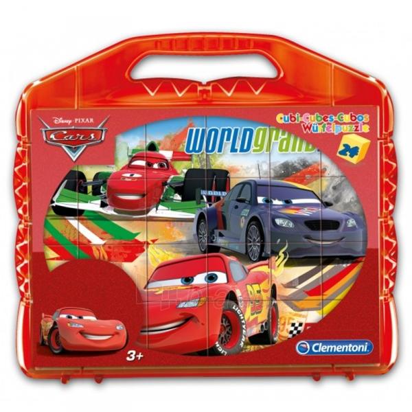 Lavinamasis žaislas 25 Cubes Cars Paveikslėlis 1 iš 1 310820145116