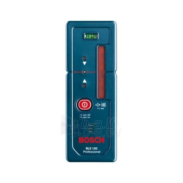 Lazerinio nivelyro priedas Bosch BLE 130 Paveikslėlis 1 iš 1 300126000003