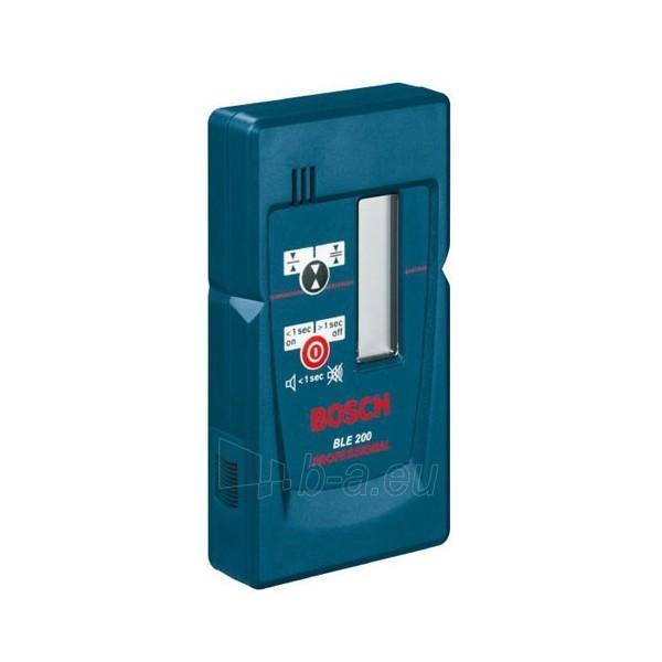 Lazerinio nivelyro priedas Bosch BLE 200 Paveikslėlis 1 iš 1 300126000004