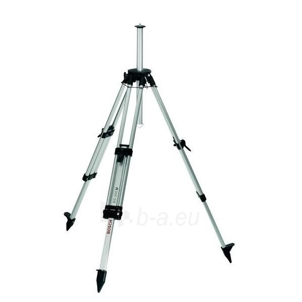 Lazerinio nivelyro trikojis-stovas Bosch BS 200 Paveikslėlis 1 iš 1 300126000009
