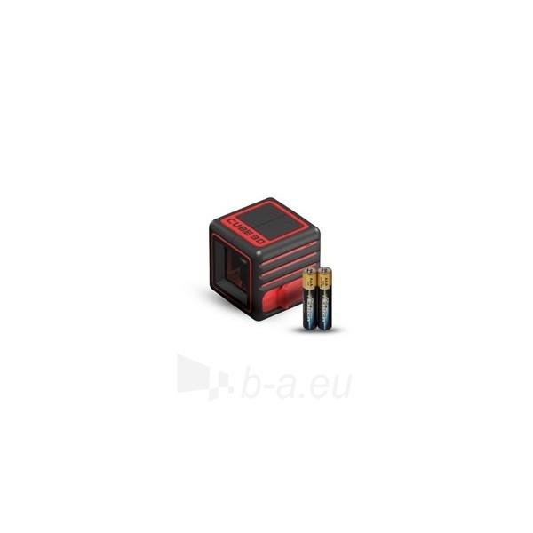 Lazerinis nivelyras ADA Cube 3D Basic Edition Paveikslėlis 1 iš 2 300126000086