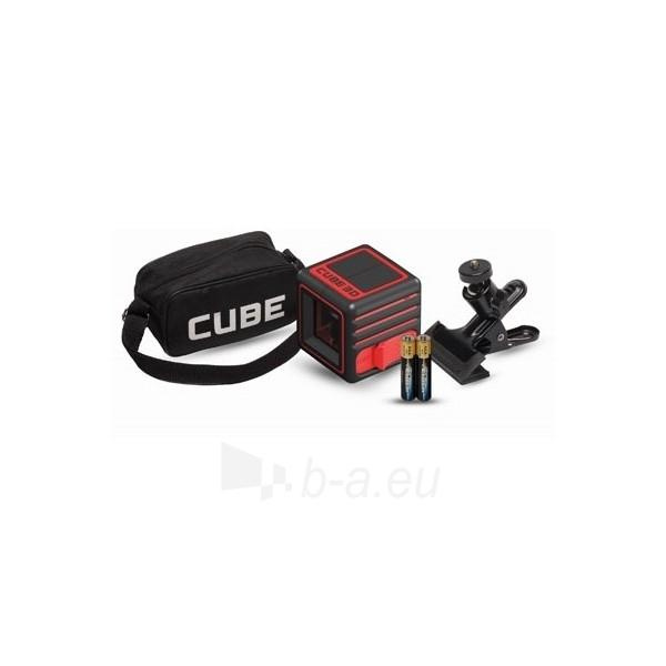 Lazerinis nivelyras ADA Cube 3D Home Edition Paveikslėlis 1 iš 2 300126000087