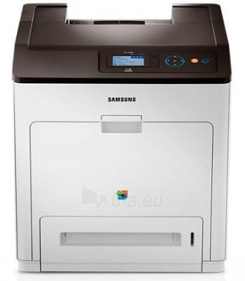 Lazerinis spausdintuvas SAMSUNG CLP-775ND 32 / 32 PPM NET Paveikslėlis 1 iš 1 310820116289