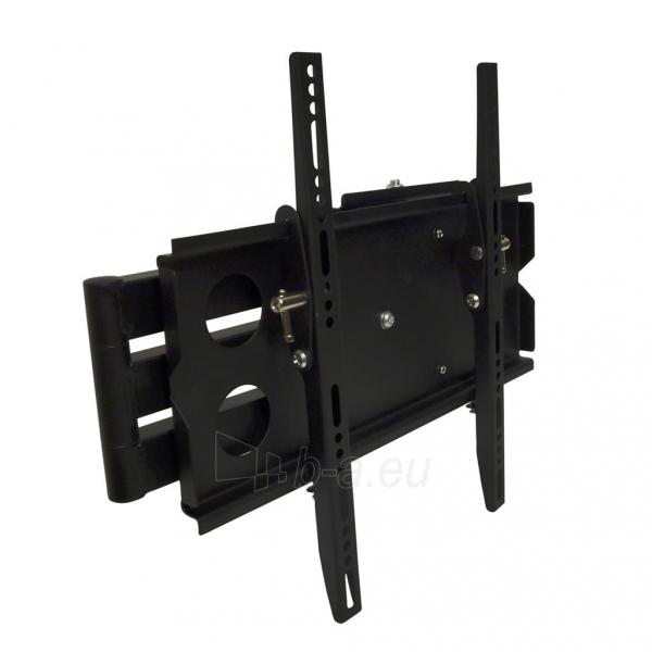 LCD/LED/PLAZMA televizoriaus laikiklis ART AR-20A|32-60|60kg|vert./horiz. reg. Paveikslėlis 3 iš 5 250226200557
