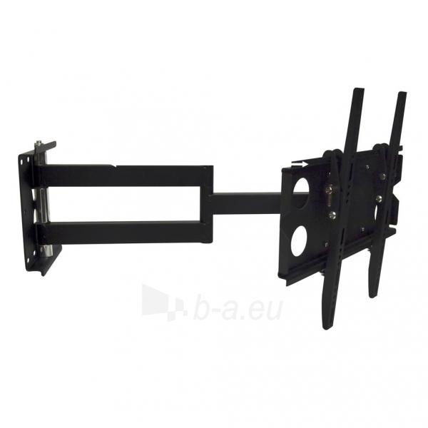 LCD/LED/PLAZMA televizoriaus laikiklis ART AR-20A|32-60|60kg|vert./horiz. reg. Paveikslėlis 4 iš 5 250226200557