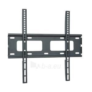 LCD/LED/PLAZMA televizoriaus laikiklis ART AR-33 | Juodas| 23-55 | 60kg | VESA Paveikslėlis 1 iš 4 250226200558