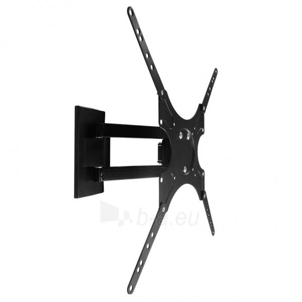 LCD/LED televizoriaus laikiklis ART AR-61 |19-37 | 25kg| vert./horiz. reg. Paveikslėlis 3 iš 5 250226200555