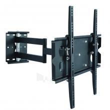LCD televizoriaus laikiklis ART AR-20B | Juodas| 32-50 | 80kg Paveikslėlis 1 iš 6 250226200549