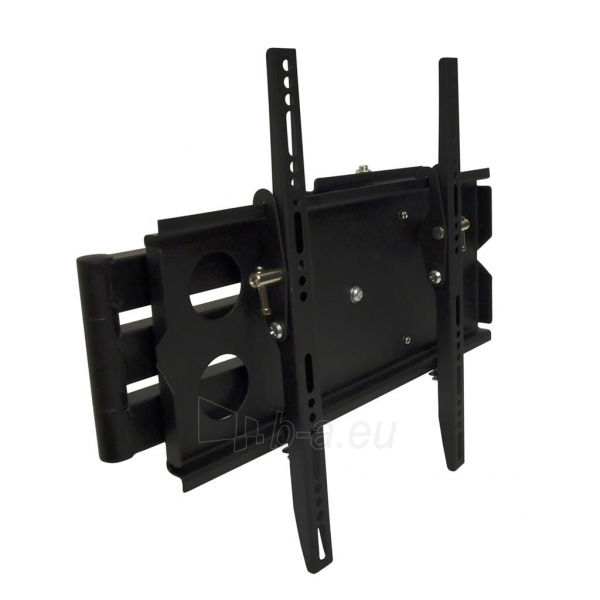 LCD televizoriaus laikiklis ART AR-20B | Juodas| 32-50 | 80kg Paveikslėlis 3 iš 6 250226200549