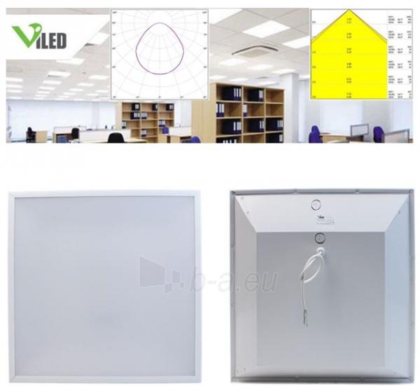 LED  šviestuvas Viled Office Premium 72 28 W Paveikslėlis 1 iš 1 310820073821