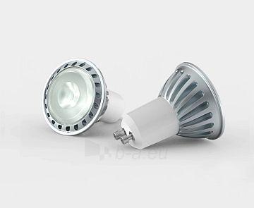 LED GU10, 4.5W, 220V, 3000K Paveikslėlis 1 iš 1 224126000285