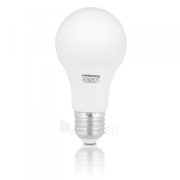 LED lemputė Whitenergy | E27 | 10 SMD2835 | 5W |230V šilta balta | A60 Paveikslėlis 1 iš 6 310820103039