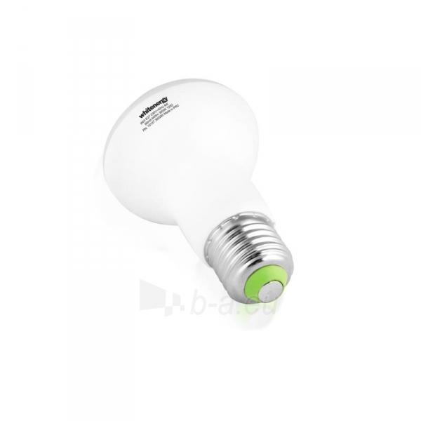 LED lemputė Whitenergy | E27 | 18 SMD 2835 | 8W | 230V| pienas | R63 Paveikslėlis 1 iš 7 310820049344