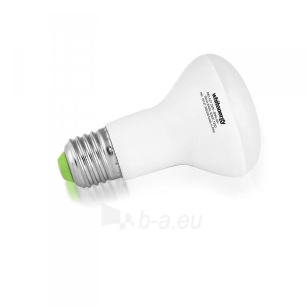 LED lemputė Whitenergy | E27 | 18 SMD 2835 | 8W | 230V| pienas | R63 Paveikslėlis 4 iš 7 310820049344