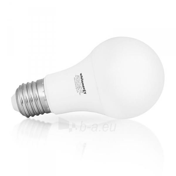 LED lemputė Whitenergy | E27 | 6 SMD 2835 | 5.5W |230V| pienas|šalta balta | A60 Paveikslėlis 3 iš 6 310820049368