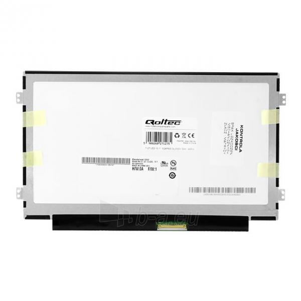LED matrica Qoltec 10.1 1024*600 GLOSSY Slim - 40Pin, GRADE A+ Paveikslėlis 4 iš 4 250251300078