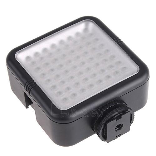 LED šviestuvas - prožektorius YongNuo SYD-0808 Paveikslėlis 1 iš 5 30025601034