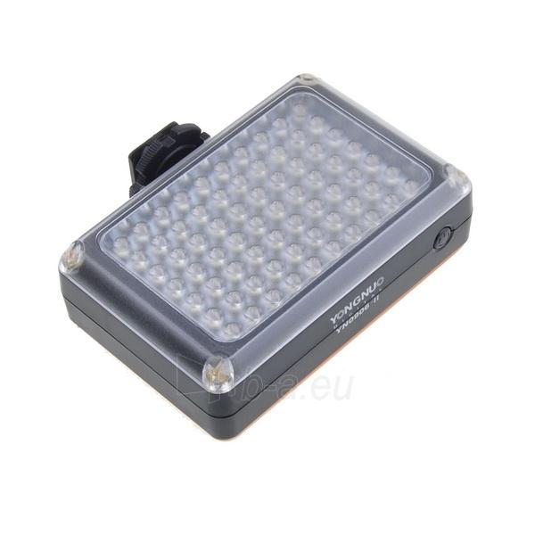 LED šviestuvas - prožektorius YongNuo YN-0906 II Paveikslėlis 1 iš 1 30025601037