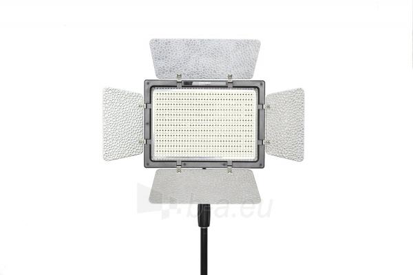 LED šviestuvas - prožektorius YongNuo YN-900 (3200K-5500K) Paveikslėlis 1 iš 4 30025601040