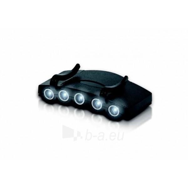 LED žibintuvėlis kepurėlei A1 Light and More 2516 Paveikslėlis 1 iš 1 30043300091