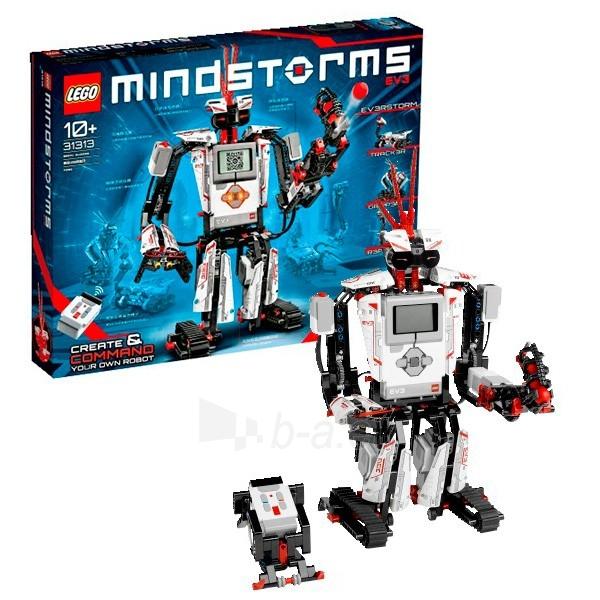 Lego 31313 Mindstorms EV3 Paveikslėlis 1 iš 1 30005400785