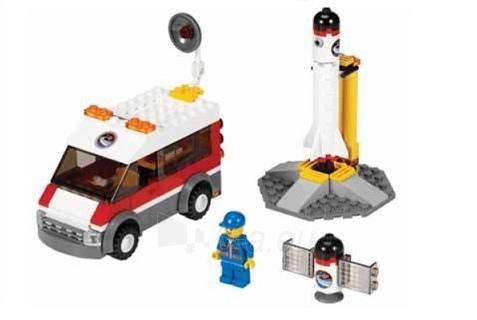 Lego 3366 City Satellite Launch Pad Paveikslėlis 1 iš 3 30005400306