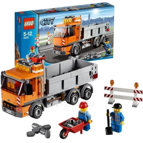 LEGO 4434 City Dump Truck Paveikslėlis 1 iš 2 30005400308