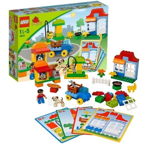 LEGO 4631 Duplo My First Build Paveikslėlis 1 iš 2 30005400274