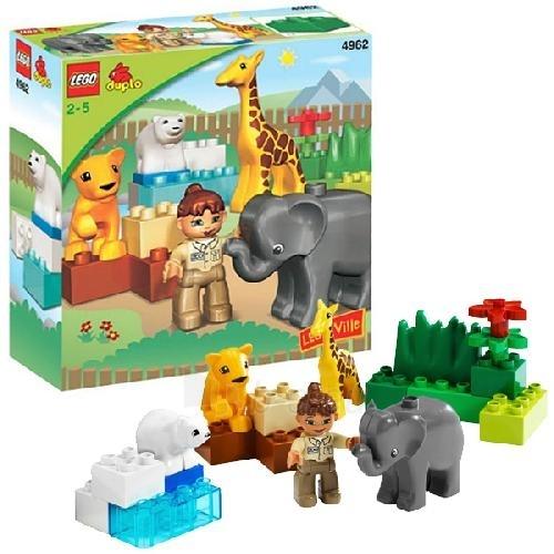 Lego 4962 Duplo Baby Zoo Paveikslėlis 1 iš 1 30005400373