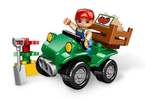 Lego 5645 Duplo Farm Bike Paveikslėlis 1 iš 5 30005400375
