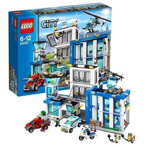 Lego 60047 policijos stotis NEW 2015 Paveikslėlis 1 iš 1 310820048093