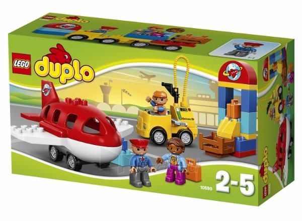 LEGO Airport 10590 Paveikslėlis 1 iš 1 30005401193