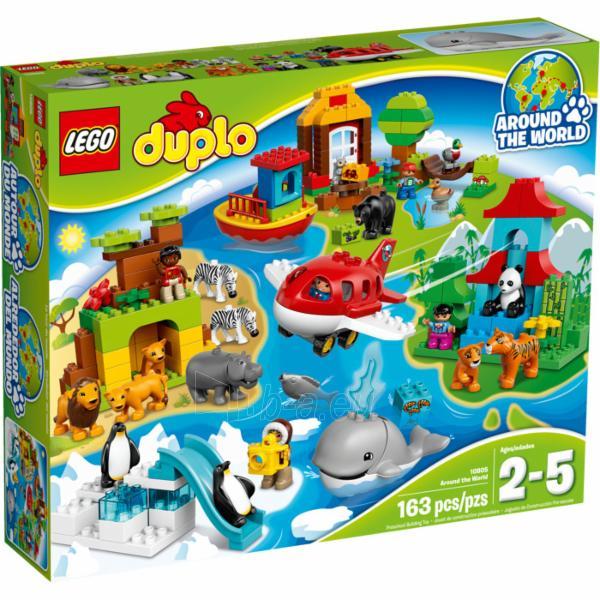 LEGO Around the World 10805 Paveikslėlis 1 iš 1 30005401612